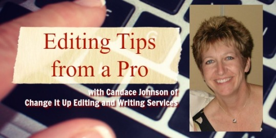 How to edit your book